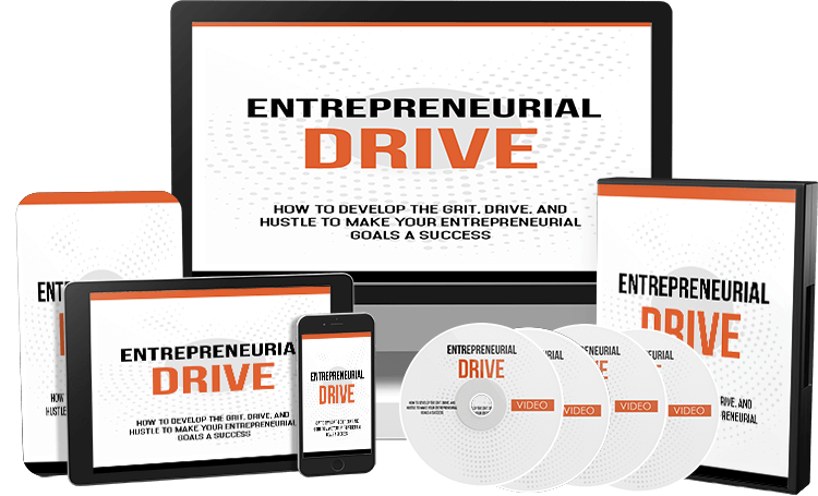 Entrepeneurial Drive Pic