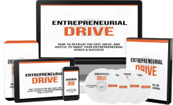 How To Develop Your Entrepreneurial Drive 1