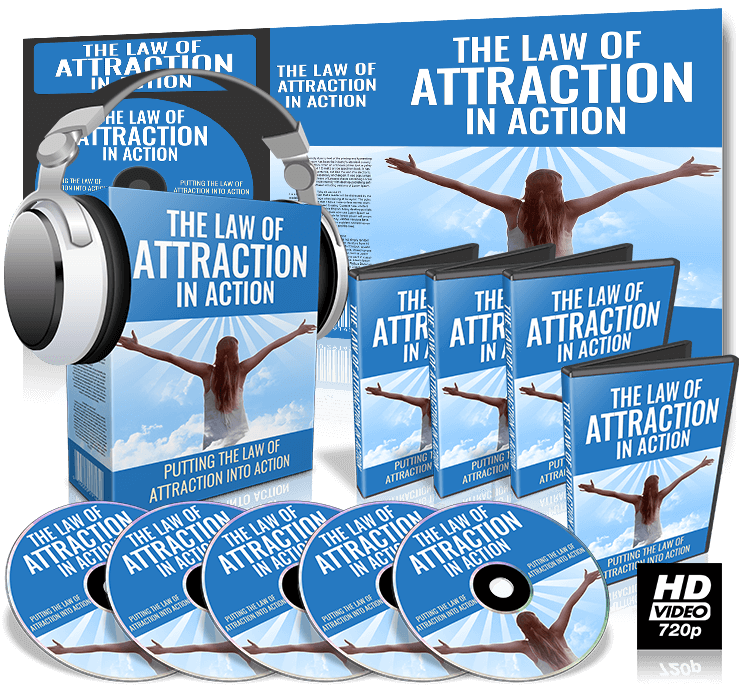 You Can fulfill Your Dreams With The Law Of Attraction In Action 1