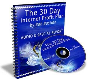 The Amazing 30 Day Internet Profit Plan 2