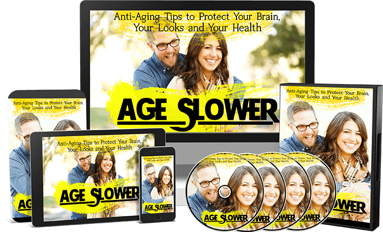 Why Do I Want To Age Slower?