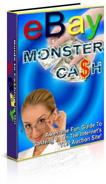 Earn lots of cash with Ebay