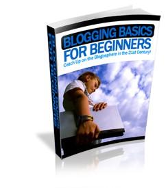 Blogging Basics For Beginners,