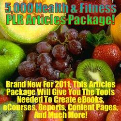 5000 PLR Articles