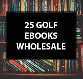 Golf Ebooks package