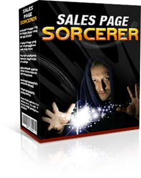 Sales Page Sorcerer is A wicked Sales Tool