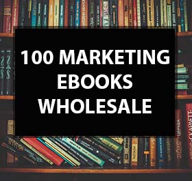 100 Marketing ebooks