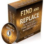 Find and Replace WP plugin