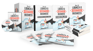how to launch a digital products business