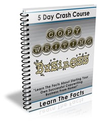 5 Day Crash Course Copy writing Business 1