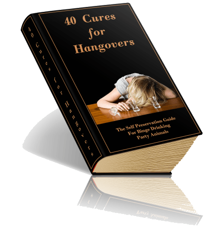 40 Cures For Hangovers 2