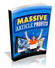 Make money selling articles