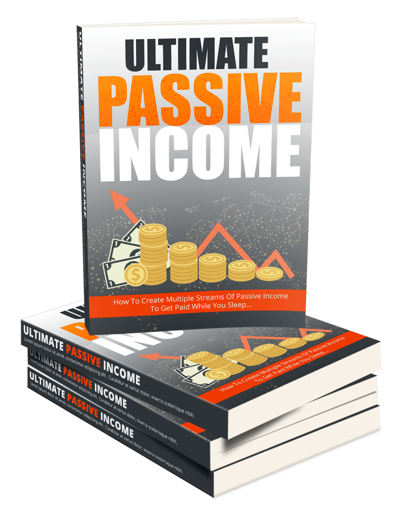 How To Create Multiple Passive Income?
