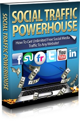 Social Traffic Powerhouse Can Easily Get You FREE Traffic