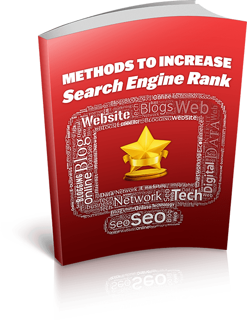 Increase search engine rank