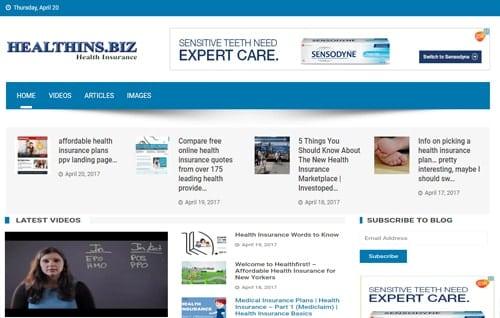 Health Insurance Blog