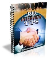 100 Interview Tips