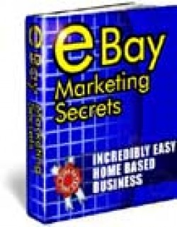 The Most Amazing Ebay Marketing Secrets Finally Revealed 3
