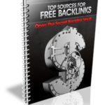 Free Backlinks sources