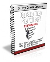 Get Your Hands On The Customer Service Crash Course 1