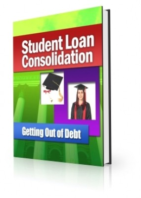 Student Loan Consolidation - Getting Out of Debt 4