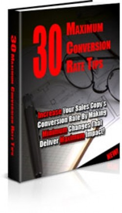 How to Get 30 Super Conversion Rate Tips 1