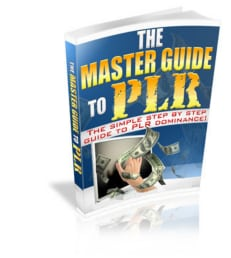 The Master Guide To PLR 1