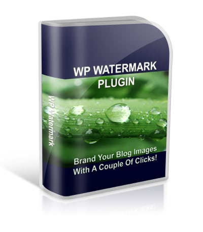 WP Water Mark Plugin