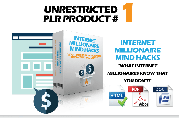 """Make Money With Amazing """"NEW"""" PLR Products Kits"""