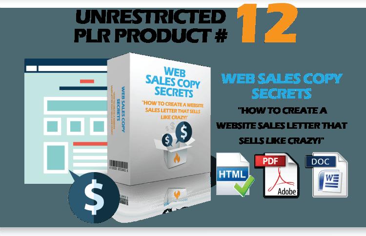 web sales secrets