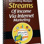Generating multiple streams of income