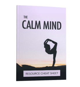 THE CALM MIND