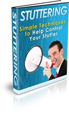 Simple Techniques to Help Control Your Stutter 1